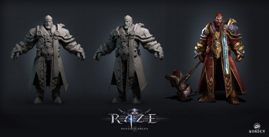 Raze: Dungeon Arena Reveals New Artwork and Trailer