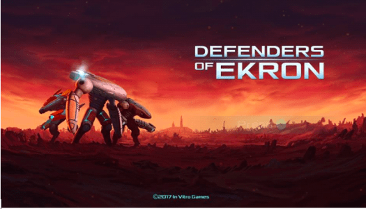 Defenders of Ekron Review for PlayStation 4