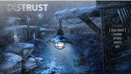 DISTRUST Review for PC