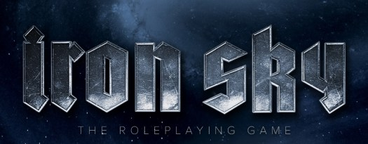 Iron Sky: The Roleplaying Game Funded on Kickstarter with 20 Days to Go