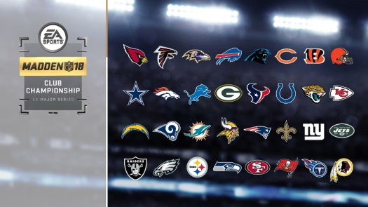 First Madden NFL Club Championship Launched by the NFL and EA