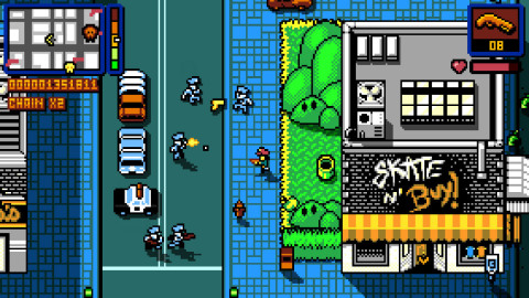 Nintendo Download: Go on a Rampage with Retro Classics