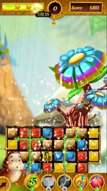 SEEDS: The Magic Garden Puzzler Game Plants Trees in Player Name, Explainer Video