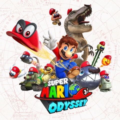 Super Mario Odyssey Becomes Nintendo's Fastest-Selling Super Mario Game Ever in US