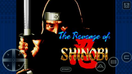 The Revenge of Shinobi Review for iPhone