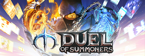 Duel of Summoners: The Mabinogi Trading Card Game Coming to Steam Sept. 26