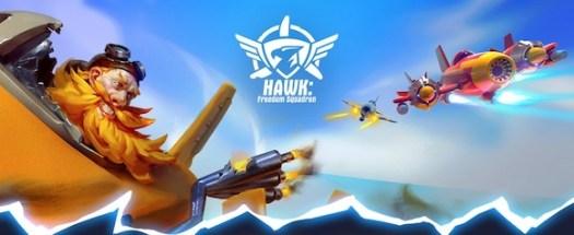 HAWK: Freedom Squadron Celebrates Five Million Player Mark, New Update