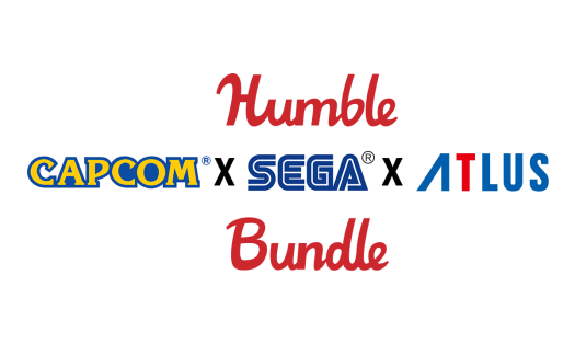 SEGA, Atlus and Capcom Team with Humble Bundle up for Charity