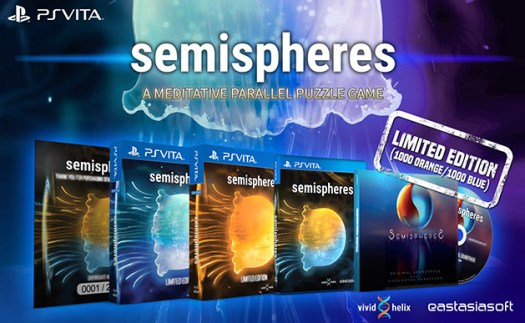 Semispheres Announced for PlayStation Vita