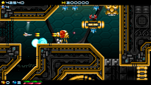 SUPER HYDORAH Indie Shoot'Em Up Coming to Xbox One and Steam Tomorrow
