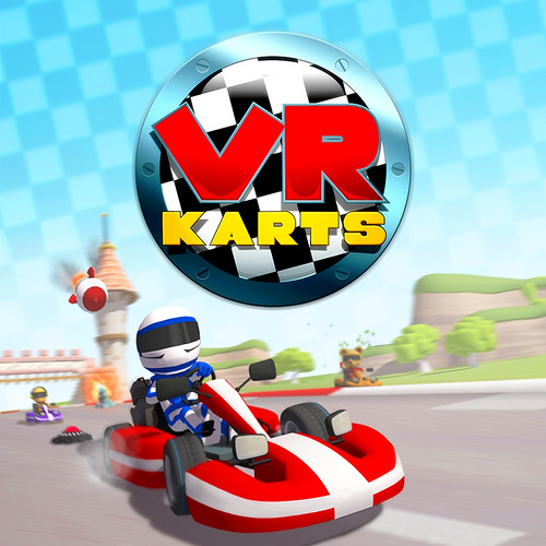 VR KARTS And RADIAL-G High Speed VR Racing Action Now