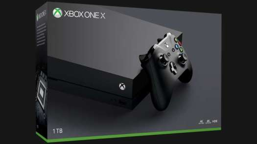 Xbox One X Now Available for Pre-Order, Enhanced Games List Grows to Over 130 Titles