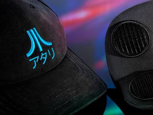 ATARI Debuts the BLADE RUNNER 2049 Limited-Edition ATARI SPEAKERHAT & More
