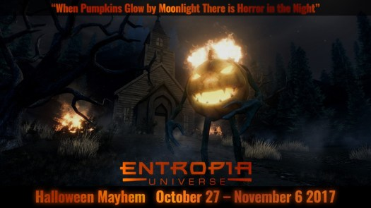 Entropia Universe Gets Overtaken by Loot-Filled Zombie Piñatas in Halloween Event