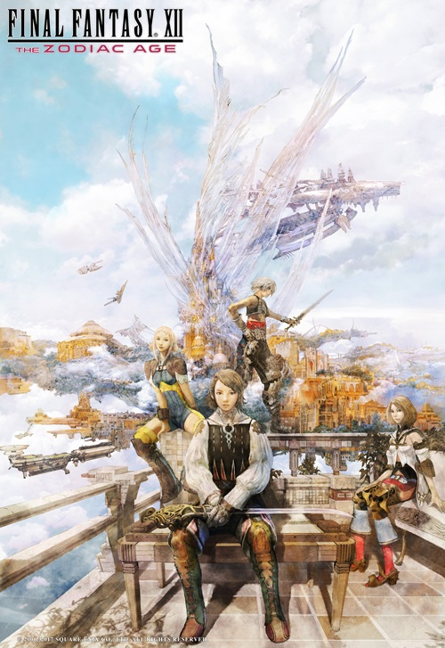 FINAL FANTASY XII THE ZODIAC AGE Global Shipments and Digital Sales Exceed One Million