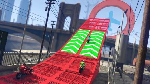 GTA Online: Transform Races Now Available