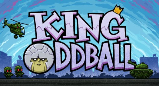 King Oddball Review for Nintendo Switch