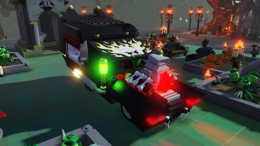 LEGO Worlds Monsters DLC Pack Now Available
