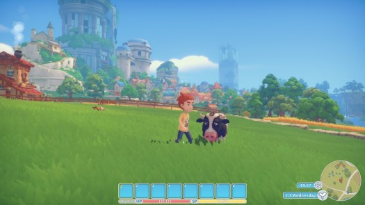 My Time At Portia Preview for PC