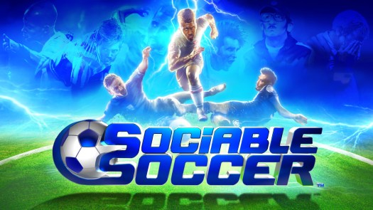 Sociable Soccer Now Out on Steam Early Access