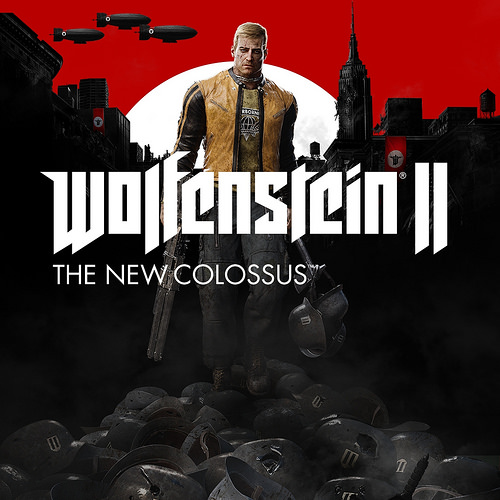 Wolfenstein II: The New Colossus Available Now Worldwide