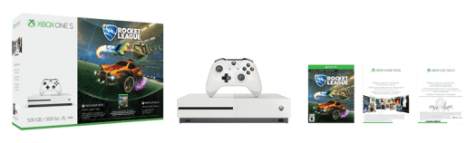 Four New Xbox One S Bundles Revealed