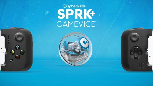 Gamevice Controls DJI's Drone and Sphero's Robot This Holiday