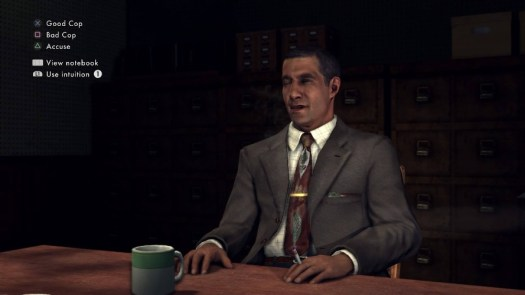 L.A. Noire Review Gaming Cypher 6