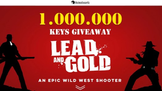 FATSHARK Announces 1 Million Games Giveaway for LEAD AND GOLD, Get Your Key Today