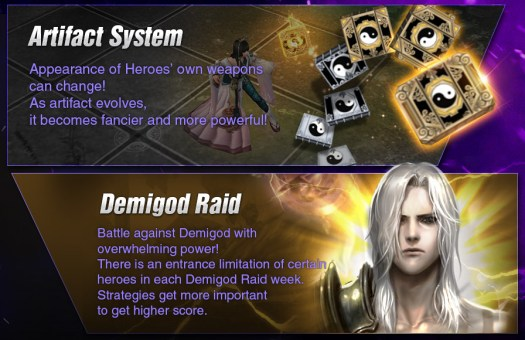 Legion of Heroes Huge Update Breathes Fresh Life into Beloved Mobile MMO