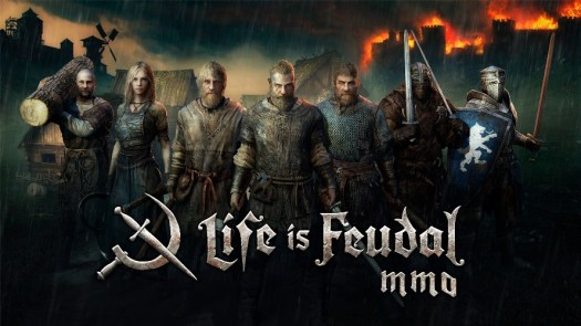 See the World Get Reshaped in New LIFE IS FEUDAL: MMO Video