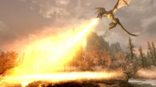 Nintendo Download: Battle the Dragons of Skyrim Wherever You Go