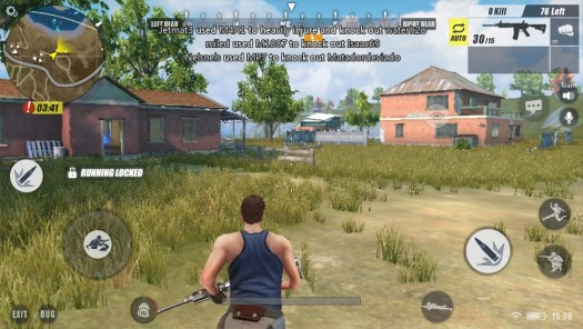 Rules of Survival Review for Android