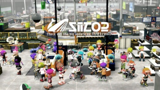 Major Splatoon 2 Updates Add New Stages, New Modes, and New Ways to Splat