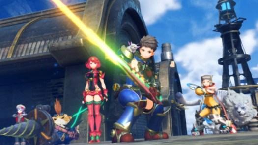 Nintendo Spotlights Xenoblade Chronicles 2 Before Dec. 1 Launch