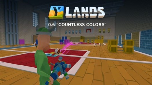 Ylands Launching on Steam Early Access Dec. 6, Countless Colors Update Now Out