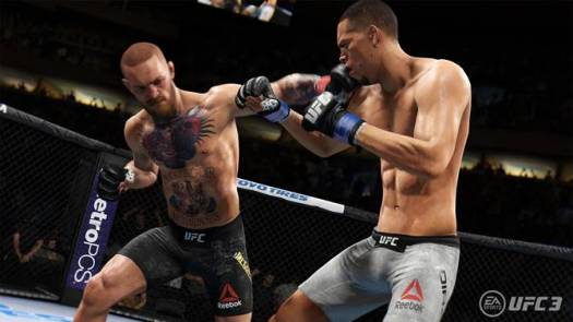 EA SPORTS UFC 3 BETA Now Open to All Xbox One and PS4 Players
