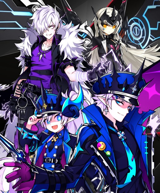Elsword's 3rd Job Pre-Event Has Begun