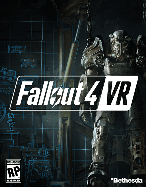 FALLOUT 4 VR Available Now Worldwide for HTC VIVE