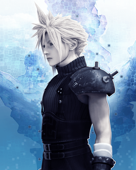 Fight as FINAL FANTASY VII REMAKE's Cloud in MOBIUS FINAL FANTASY