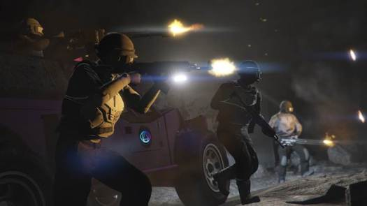 GTA Online The Doomsday Heist Now Out
