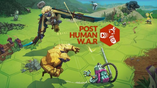 Post Human W.A.R Indie Turn-based Strategy Game Now Out on Steam