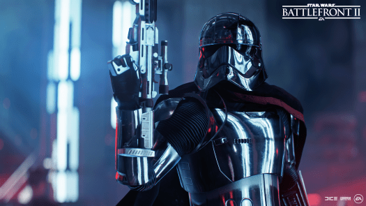 Fight for the Resistance or Join the First Order in STAR WARS BATTLEFRONT II The Last Jedi Season