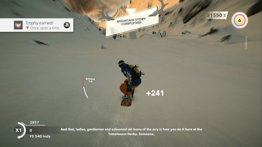 Steep: Road to Olympics Review for PlayStation 4