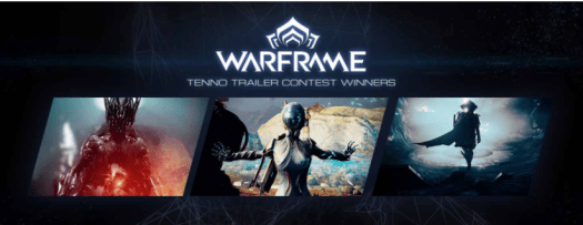 WARFRAME Debuts Tenno's Greatest Trailer Contest Winners at The Game Awards