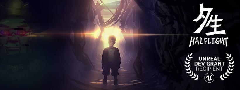 HALFLIGHT Award-Winning Indie Horror Game Releases Free Demo