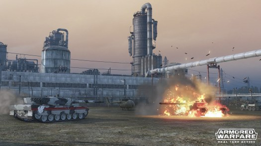 ARMORED WARFARE Now Available on PlayStation 4 Early Access