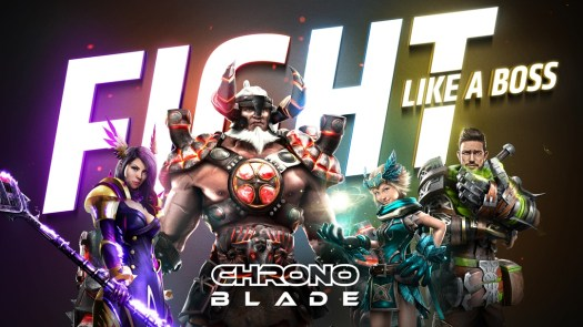 ChronoBlade Modernized Beat 'Em-up Mobile Pre-Registration Now Live