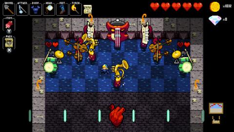 Nintendo Download: Flip the Crypt