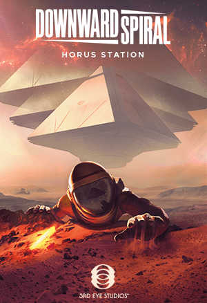 DOWNWARD SPIRAL: HORUS STATION High-Concept Sci-Fi Thriller Heading to PS4 and PC this Spring